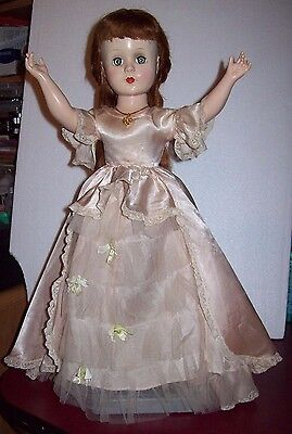"""Awesome 1950's 18"""" American Character Sweet Sue Walker Make up Doll"""