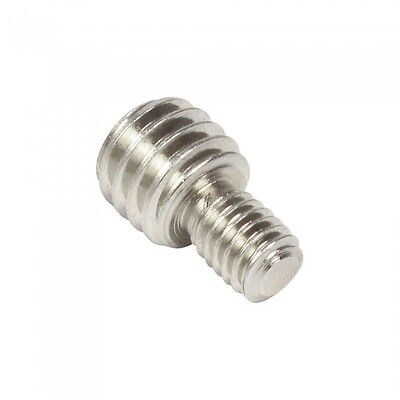 M6 to 3/8 inch Threaded Double Male Adapter Screw UK Seller