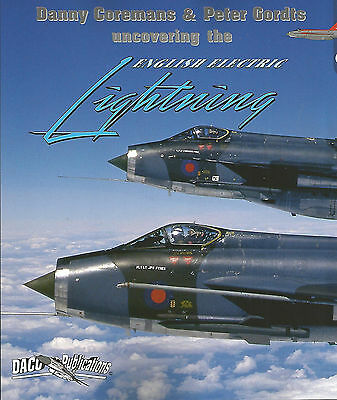 Uncovering the English Electric Lightning  von Coremans & Gordts   NEU
