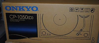 NEW GIFT READY Onkyo CP-1050 Audiophile Grade Direct Drive Turntable,