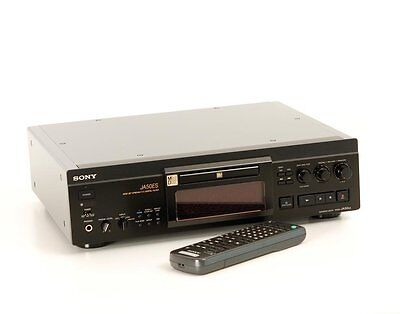 Sony MDS-JA50ES Top Of The Top  MD Recorder