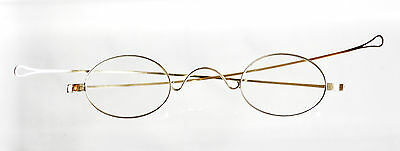 Antique pre-Civil War 14k solid gold eyeglasses