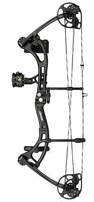 Bear Archery Apprentice 3 Black Shadow RTH Package 20-60LB CLOSE OUT  40% off
