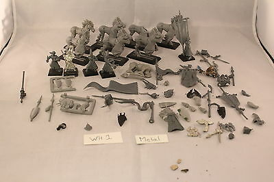 Warhammer High Elves Job Lot and Spare Pieces