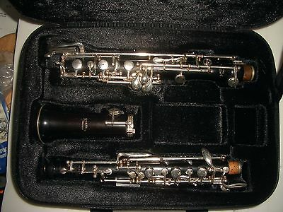 Hans Kreul  wood Oboe Professional With left F