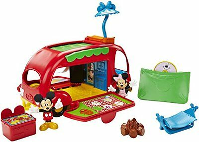Fisher-Price Disney Mickey Mouse Clubhouse Cruisin' Camper  887961094824