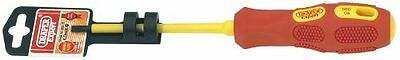 Draper Expert 69213 4 mm x 100 mm Fully Insulated Slotted Screwdriver