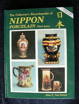 Nippon Porcelain Collector Encyclopdia Reference Book Price Guide 3rd. Edit.