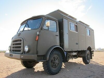 Steyr Puch 4x4 Expedition RV