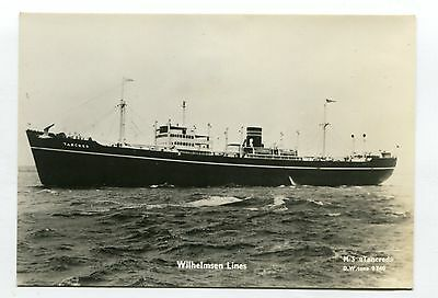 ---OB27 shipping TANCRED wilhelmsen lines OFFICIAL---
