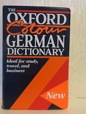 The Oxford German Dictionary Colour