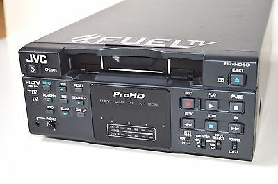 JVC BR-HD50U Video Recorder Deck 720P with HDMI out!  WORKING PERFECTLY!!!