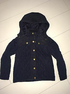 Girls Zara Jacket Age 5-6