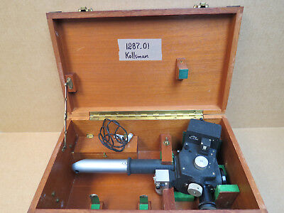 Military Bubble Periscopic SEXTANT Kollsman 1287-01 Navy USAF Aircraft