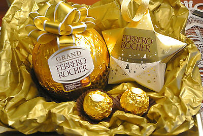 Ferrero Rocher Christmas Chocolates Sweet Hamper Gift Box Xmas Present