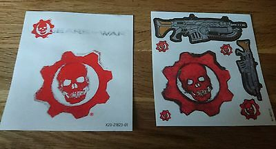 Gears Of War 4 & Ultimate Edition - Stickers Only