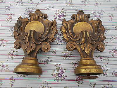 Antique French Finials Stunning French Louis Style Gilt Bronze Large Amazing
