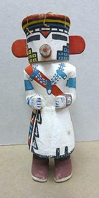 Early 20Th Century Kachina - Very Good Paint & Condition