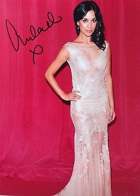 *HAND SIGNED* Fiona Wade - 8X10 PHOTO (EMMERDALE) AUTOGRAPH