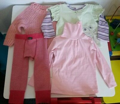 Baby Girl Size 1 Winter Bundle VGC bonds,target,sprout