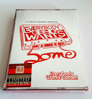 Everybody Wants Some!! (Blu-ray) 1,000 Copies Limited Edition / Region ALL