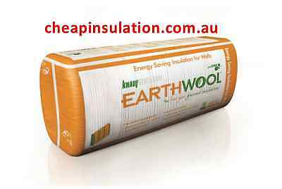 R2.0 430mm Earthwool Wall Insulation Melbourne CHEAP Earthwool CLEARANCE! Batts