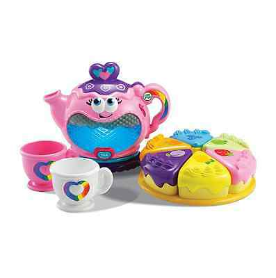 LeapFrog Musical Rainbow Tea Party for kids