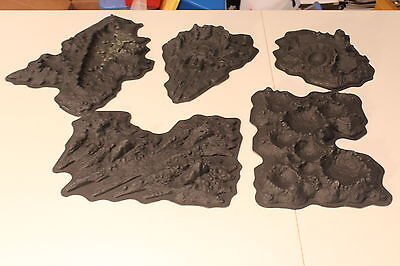 Warhammer 40k Craters Scenery