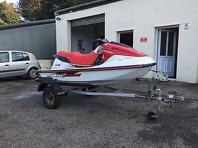1997 Yamaha Gp1200 Red & White £1500 Just Serviced Compression Tested Etc