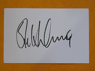 Steffen Iversen Signed Tottenham Hotspur Crystal Palace Wolves Norway