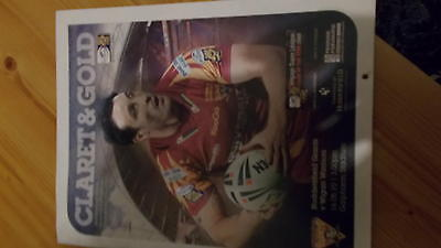16.5.10 Huddersfield Giants v Wigan Warriors programme