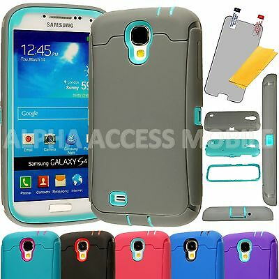15 TPU Shockproof Defender Hybrid Case Cover Wholesale Lot For Samsung Galaxy S4