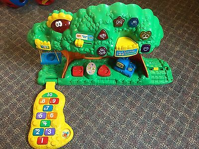 Interactive Learning Toy VTECH 123 Smartville TREEHOUSE Replacement