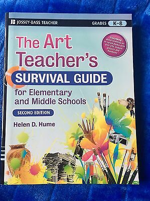 The Art Teacher's Survival Guide For Elementary And Middle Schools: 2nd Edition
