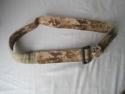 RARE LBT AOR1 Rigger Safety Rapell CQB CQC Belt Sz Medium Navy SEAL DEVGRU NSW