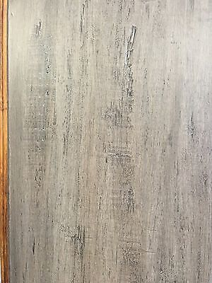 New Handscraped Grey Bamboo Flooring Strand Woven 14mm / Easy Click Locking
