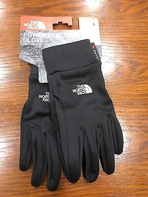 The North Face Unisex Power stretch Gloves Tnf Black Size Large