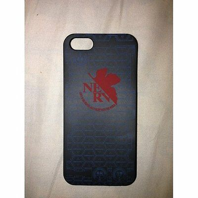 Rebuild of Evangelion Character Jacket for iPhone5 EV-71A gourmandise Black