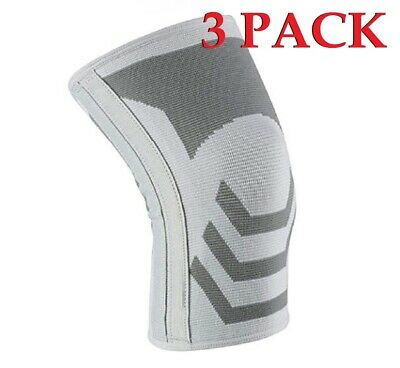 ACE Brand Knitted Knee Brace, Small, 1ct, 3 Pack 051131203808T812