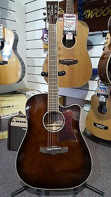 Tanglewood Winterleaf TW5WB Acoustic Electric Guitar - Solid Spruce Top