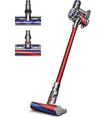 As New Dyson V6 Absolute Handheld Stick Vacuum Cleaner With Wall Mount