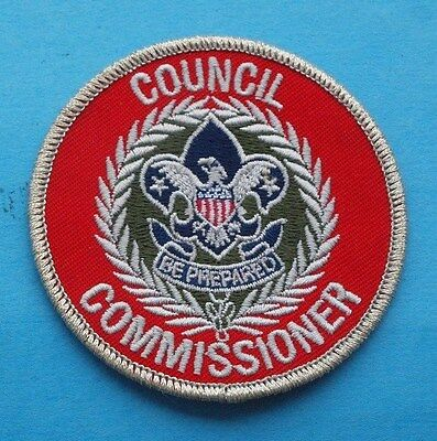 COUNCIL  COMMISSIONER  - CURRENT ISSUE   -  BOY SCOUTS - c5057