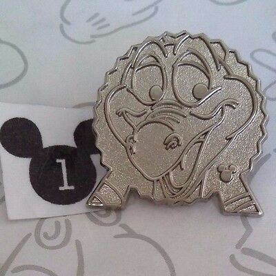 Epcot & Figment Chaser Park Icons with Disney Characters 2013 Hidden Mickey Pin