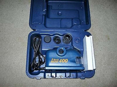 Drill Doctor 400 with Case