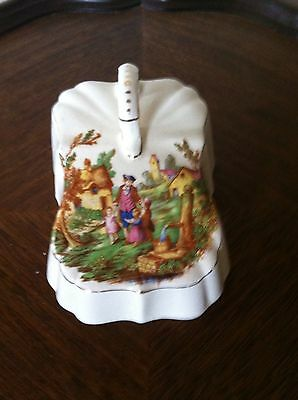 Cheese Butter Cover Vintage Sandland