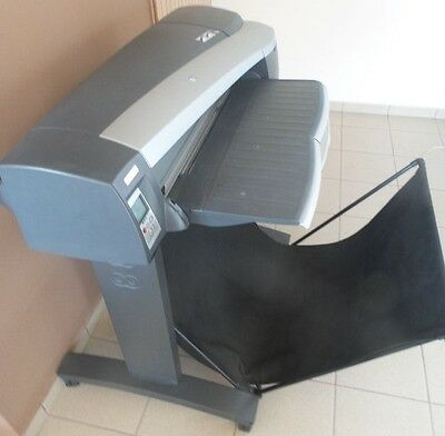 """HP 130nr 24"""" Wide Format Drafting Printer & Stand"""