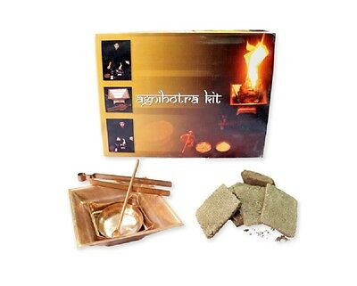 Agnihotra Kit For Havan Daily Use Complete Set #5