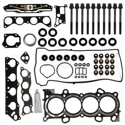 Head Gasket Bolts Set Fit 02 06 Honda Crv 2 4 Dohc 16v K24a1