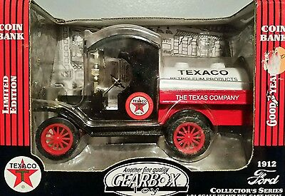 Gearbox 1912 Ford Texaco bank