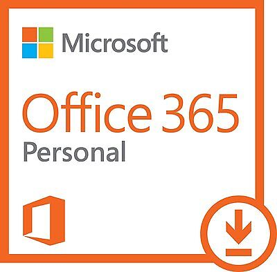 Microsoft Office 365 Personal Lifetime Subscription for 5 Users Windows or Mac
